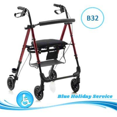 alquilar andador con ruedas para las vacaciones en las palmas
