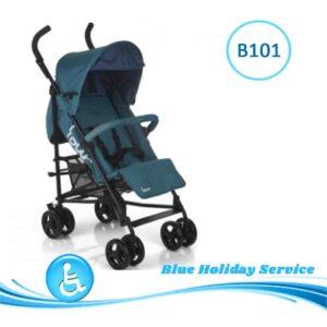 alquila un carrito para bebé en Gran Canaria