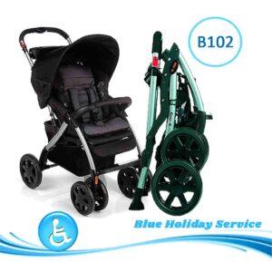 alquilar silla de bebé para vacaciones en Gran Canaria