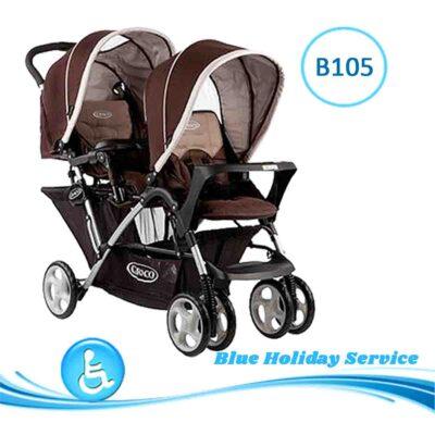 alquilar carrito para gemelos en Gran Canaria