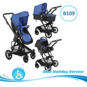 alquilar carrito para bebé en las palmas