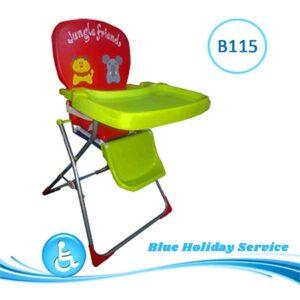 alquilar trona para bebé en Gran Canaria