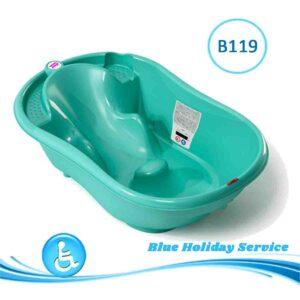 alquilar bañera para bebé en Maspalomas