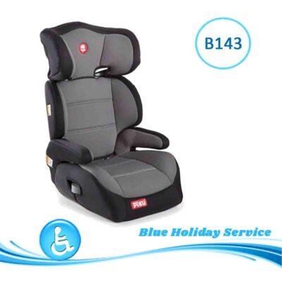 alquilar silla de coche en Gran Canaria
